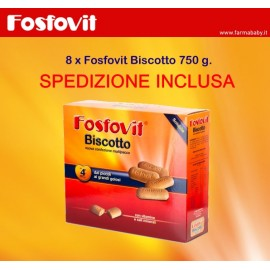8 x Fosfovit biscotto 750 g...